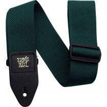 Ernie Ball P04050 Polypro Guitar Strap, Forest G