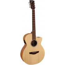 Faith Naked Venus Electro Guitar, Spruce