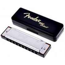 Fender Blues Deluxe Harmonica in Bb
