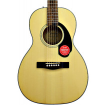 Fender CP60S Parlour Acoustic Guitar, Nat