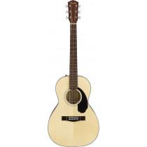 Fender CP-60S Parlour Guitar, Natural