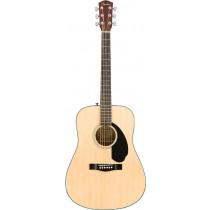 Fender CD-60S Dreadnought Acoustic, Nat