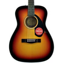 Fender CC-60S Acoustic Concert Guitar, 3T S/B
