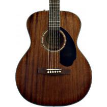 Fender CC-60S M Acoustic Guitar, Mahogany