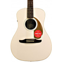 Fender Malibu Player Acoustic Guitar, Arctic Gold