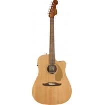 Fender Redondo Electro Acoustic Guitar, Nat