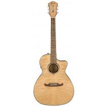 Fender FA-345CE Auditorium Electro Guitar, Nat