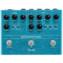 Fender Reflecting Pool Delay Pedal