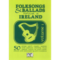 Vol1 Folksongs & Ballads Irlnd