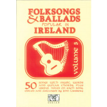 Vol3 Folksongs & Ballads Irlnd