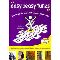 Easy Peasy Tunes by Mally