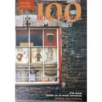 100 Irish Polkas - Mallinson