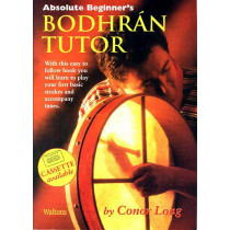 Absolute Beginner's Bodhran Bk