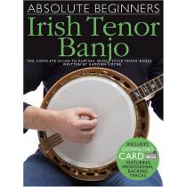 Absolute Beginners Tenor Banjo