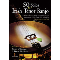 50 Solos for Irish Banjo B&CD