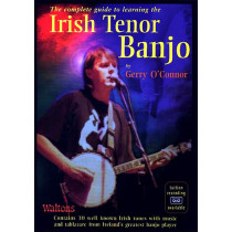 The Irish Tenor Banjo Book/CD