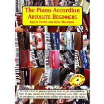 The Piano Accordion Tutor Book