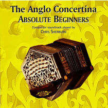 The C/G Anglo Concertina CD