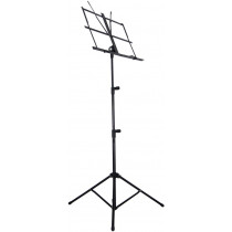 Viking Black Music Stand