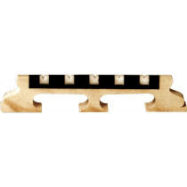 Golden Gate GB-3 5/8 5 Str Banjo Bridge, GB-3