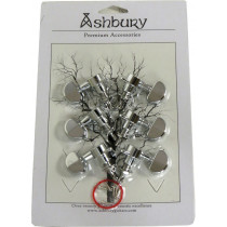 Ashbury AS-2022 Die-Cast Guitar Machine Heads