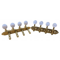 Ashbury AS-2038 Slotted Mandolin Machine Heads