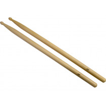 Atlas 5B Maple Drum Sticks, Wood Tip