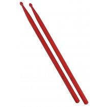 Atlas 5A Red Drum Sticks, Wood Tip