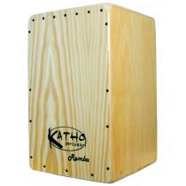 Katho Rumba Cajon, Pine Front Plate