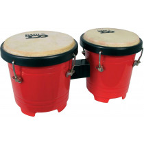 Atlas Fun Size Bongos, Red