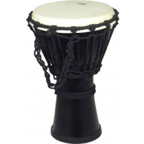 Atlas AP-A2505 Mini Fibreglass Djembe, Black