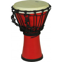 Atlas AP-A2505 Mini Fibreglass Djembe, Red