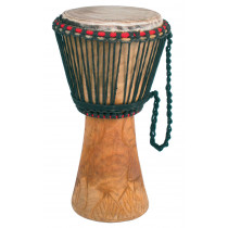 Bucara By Atlas Djembe 7inch Head, Cedar Wood