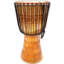 Bucara By Atlas Djembe 11inch Head, Cedar Wood
