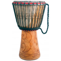Bucara By Atlas Djembe 13inch Head, Cedar Wood