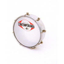 Contemporanea TA68MP Tamborim 6inch Metal, 8 Lugs