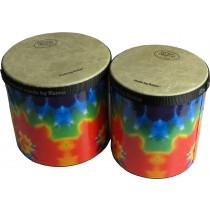 Rhythm Carnival Bongo 6inch + 7