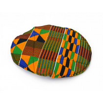 Kambala Djembe Hat 14inch/15, Coloured