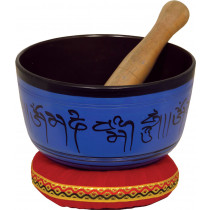 Atlas Singing Bowl, 6.5inch in Blue