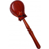 Atlas Wooden Castanet Clapper