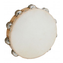 Atlas Tambourine10inch Head, Double