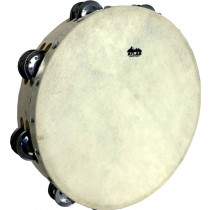 Atlas Tambourine10inch, Double Jingle