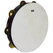Atlas 10inch Pro Tambourine, Single