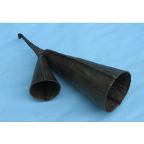 Bucara GB225 Small Ghana Bell, w. beater