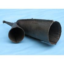 Bucara GB227 Large Ghana Bell, w. beater