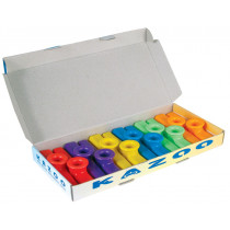 Atlas Plastic Coloured Kazoo, 12 box