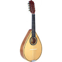 Carvalho Mandolin, Solid Spruce Top