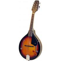 Ashbury AM-10-ESB A Style Electro Mandolin, S/B