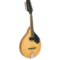 Ashbury AM-50-N A Style Mandolin, Natural