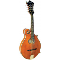 Ashbury AM-370 F Style Mandolin, Oval Soundhol